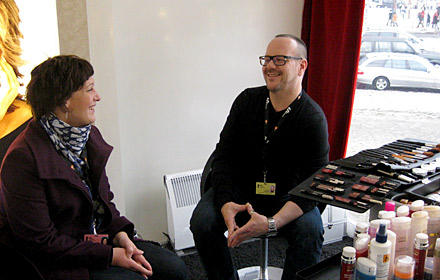 Andrej Baranow im Gespräch mit Carla Quick für Gala.de.