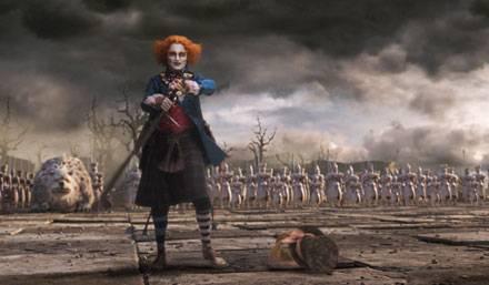 """In der Schlacht Disney gegen Kinoketten um """"Alice im Wunderland"""" ist der Sieg noch offen"""