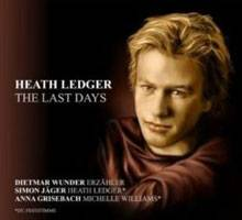 """Heath Ledger - The Last Days"" erscheint im Verlag Birnenblatt"