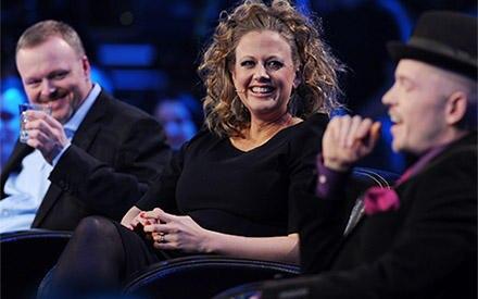 Die Jury des Viertelfinales: Stefan Raab, Barbara Schöneberger und Jan Delay entscheiden über das weiterkommen der Kandidaten.