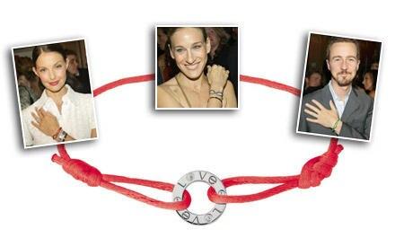 Gut gemacht! Seit dem Start vor vier Jahren hat die Cartier-Love-Aktion viele prominente Unterstützer gefunden, darunter Ashley