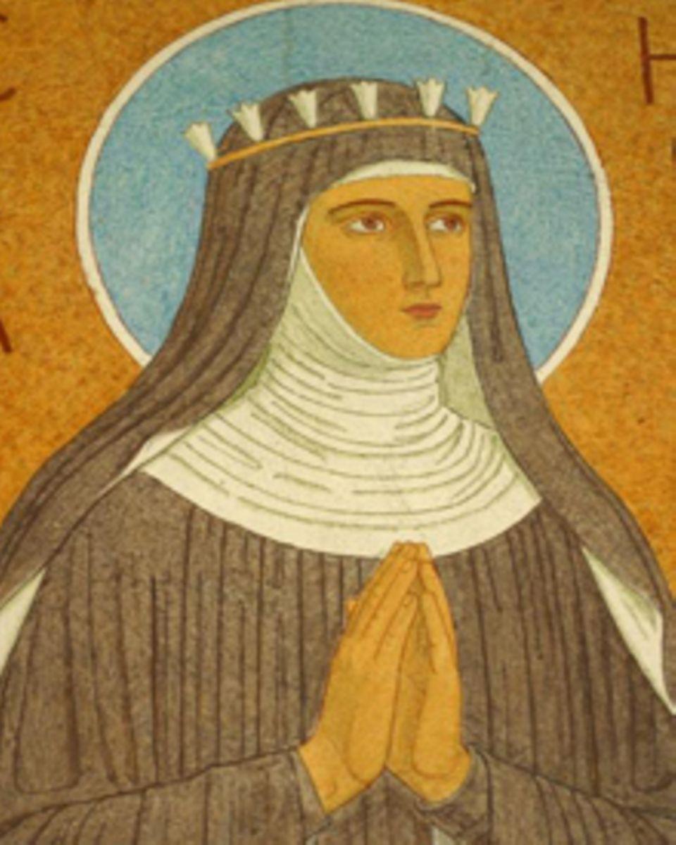 Hildegard von Bingen, Ordensfrau und Mystikerin