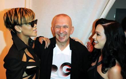 Rihanna, Katy Perry & Co. lieben Jean-Paul Gaultier dafür, dass er ihnen immer eine Extraportion Sexappeal verleiht.