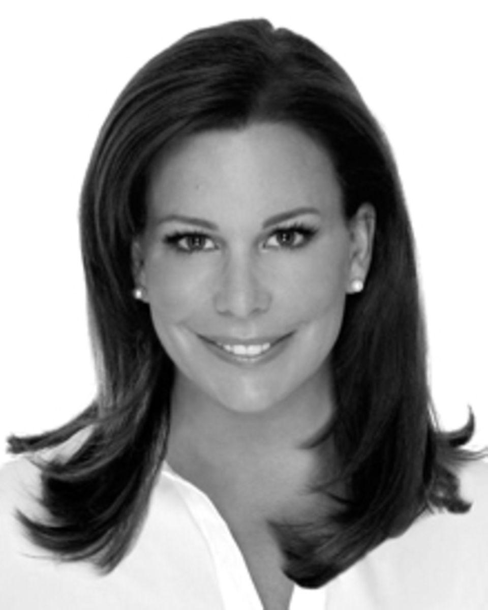 """Kate Somerville. 2004 gründete sie die """"Skin Health Experts""""-Klinik in Los Angeles."""