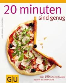 Ein Kochbuch mit mehr als 150 blitzschnellen Rezepten für alle, die Lust auf frisch gekochtes Essen ohne langes Vorbereiten habe