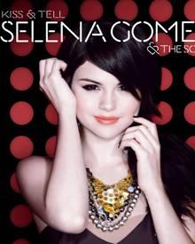 """Selenas erstes Album """"Kiss & Tell"""" erscheint bei usn am 23. April 2010."""