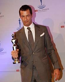 Für sein Engagement wurde Sebastian Copeland schon oft geehrt, zuletzt mit dem GALA Spa Award.