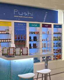 Der Fushi- Counter im KaDeWe Berlin
