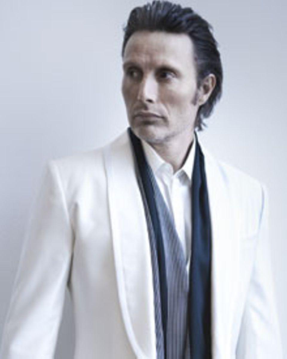 Der coolste Däne seit Hamlet: Mads Mikkelsen.