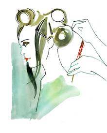 Noch 2 Wochen: Beauty-Generalprobe, Extensions wählen, Hautkur probieren