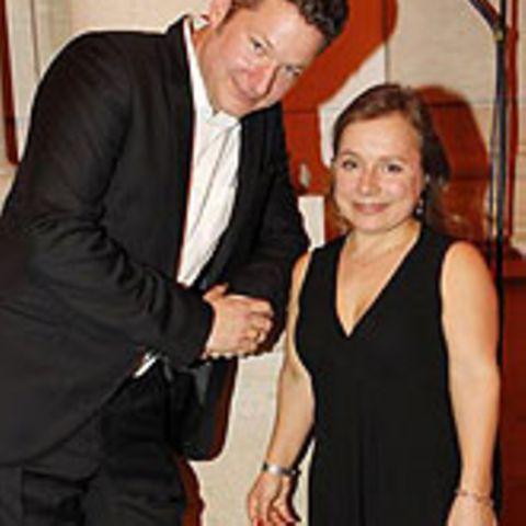 Christine Urspruch, Tobias Materna