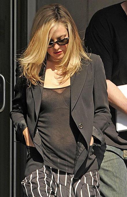 Ist Kat Hudson schwanger oder hat sie einfach ein paar Kilos mehr auf den Rippen?
