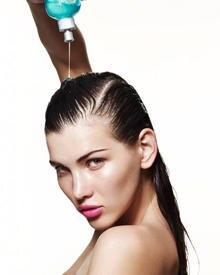 Neue Energie für Ihre Haare, mit den richtigen Pflegeprodukten.