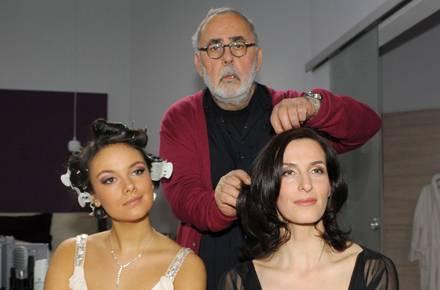 Udo Walz hat Katrin Flemming und ihre Tochter Jasmin für deren großen Auftritt gestylt.