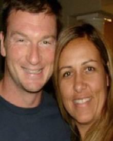 Bruce Beresford-Redman steht unter Verdacht, seine Frau Monica getötet zu haben.