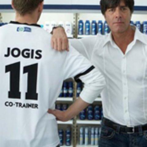 Jogi Löw ist Deutschlands männliches Topmodel.