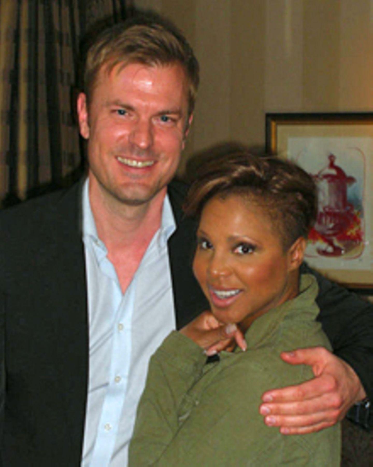 Der Soulstar traf sich mit GALA-Redakteur Alexander Nebe.