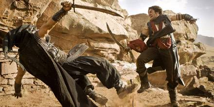 "Spektakuläre Kampf- und Stuntszenen machen ""Prince of Persia"" äußerst kurzweilig."