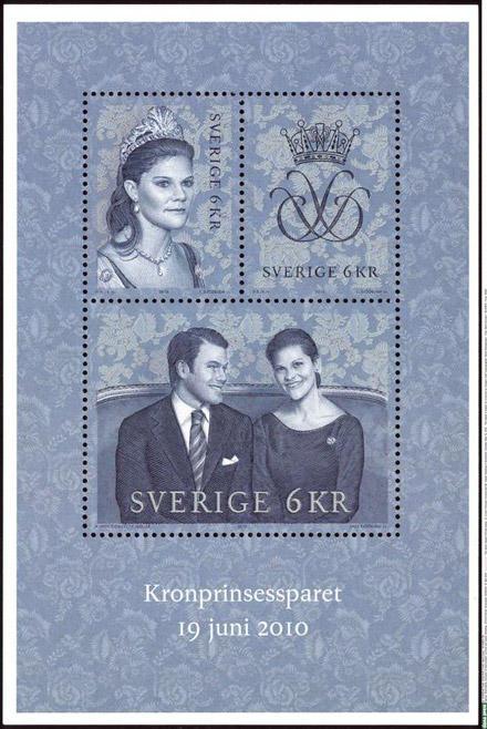 So sehen die drei Motive aus, die die Schweden demnächst sammeln oder für ihre Post verwenden können.