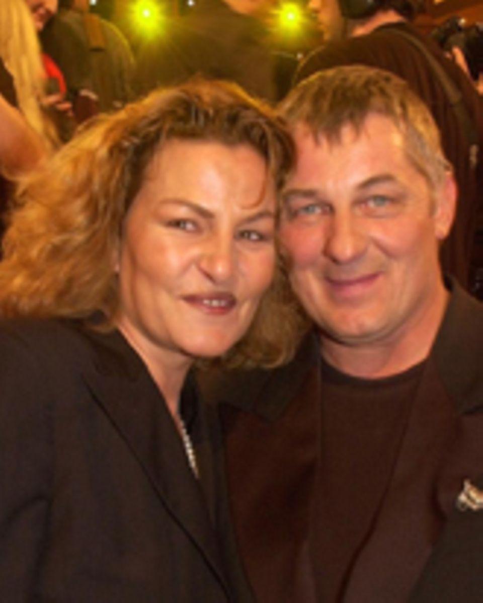 Heinz Hoenig und Simone Hoenig