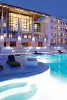 Das Lifestyle-Hotel Monte Mulini im kroatischen Istrien.
