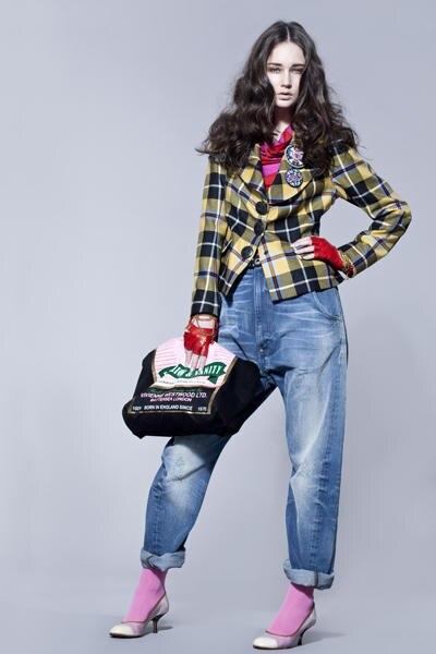Rosa Socken in Pumps? Mit Vivienne Westwood kein Problem mehr!