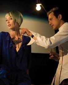 Seine Frisuren sind kleine Kunstwerke, sein Salon ist ein Designtraum: Haarexperte Angus Mitchell.