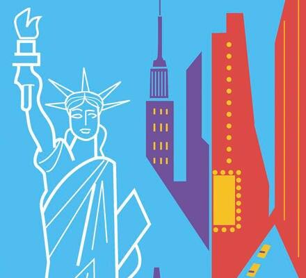 New York - alles ist möglich.