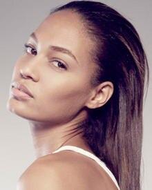 Next-Generation-Model von IMG New York: Die Puerto Ricanerin Joan Smalls startete ihre High-Fashion- Karriere im Januar dieses J