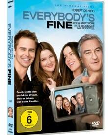 """Die DVD """"Everybody's Fine"""" ist ab 22. Juli erhältlich."""