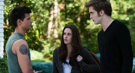 Im dritten Teil von Twilight muss Bella sich zwischen Jacob (Taylor Lautner) und Edward (Robert Pattinson) entscheiden.