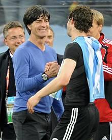 Sieg gegen Uruguay, dritter Platz: Die WM endete mit einer guten Bilanz für Joachim Löw und die deutsche Mannschaft.