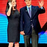 Bristol Palin, Levi Johnston
