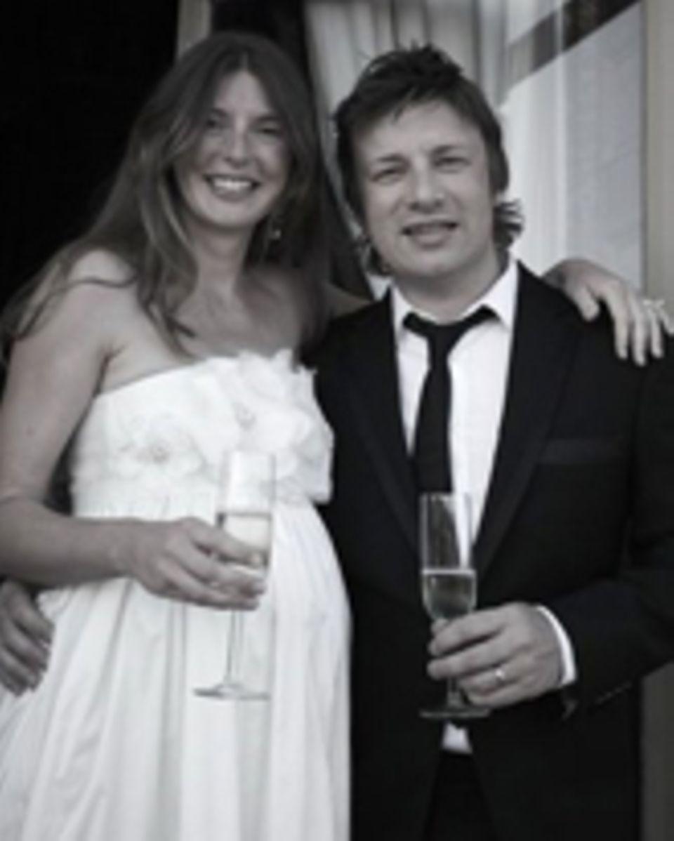 Jools Oliver, Jamie Oliver