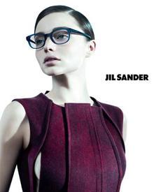 Bei der Werbekampagne von Jil Sander bewies Miranda Kerr, wie vielseitig sie ist.