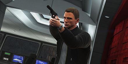 Daniel Craig ist auch im Videospiel-Feuergefecht überlegen - wenn der Spieler denken kann wie ein Doppelnull-Agent.