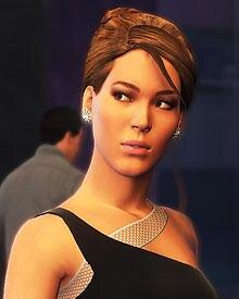 Sexy: Joss Stone als Videospiel-Clon.