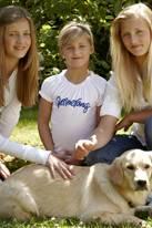 Lilli, Emma und Luna Schweiger