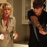 "Katherine Heigl + Ashton Kutcher in ""Kiss & Kill"""