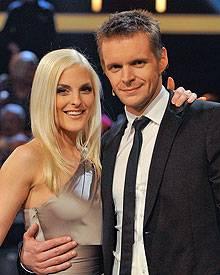 """Bei """"Just the best  - Der große Musiktest"""" (8. August, 20.15 Uhr, RTL II)  testen Sandy Mölling und Florian Schroeder die Promis"""
