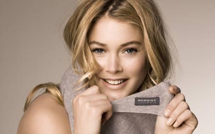 Topmodel Doutzen Kroes ist das Gesicht von Repeat.