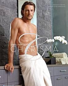 """Heiß, heißer, Gabriel: Die Kampagnenfotos des Bettwäscheherstellers """"Charisma"""" kommen bei Frauen besonders gut an."""