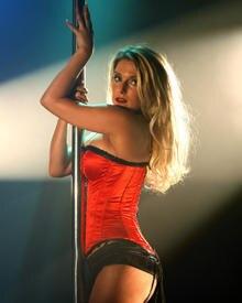 """In ihrem neuen Film """"Callgirl Undercover"""" zeigt Jeanette Biedermann sich von ihrer erotischen Seite."""