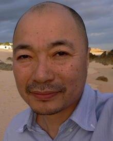 Der Japaner Yasuo Yoshikawa gehört zur Avantgarde der Visagisten-Szene. Er lebt und arbeitet in New York.