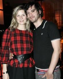 Eva Briegel und ihr Freind Andy Penn sind vor Kurzem Eltern geworden.