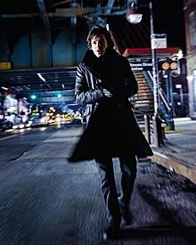 Der Spot wurde unter anderem in Brooklyn gedreht. Ulliel hatte zuvor noch nie in New York vor der kamera gestanden.