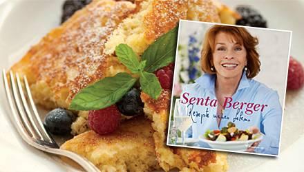 Rezepte und Erinnerungen : 100 persönliche Lieblingsrezepte stellt Senta Berger in ihrem Kochbuch vor - garniert mit Anekdoten a