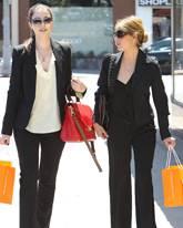 Sarah Michelle Gellar und Michelle Trachtenberg