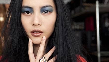 Globale Schönheit: Mit Model Liu Wen hat Estée Lauder zum ersten Mal eine Chinesin als Testimonial verpflichtet.
