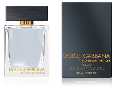 """Klare Linien, edler Duft: """"The one gentleman"""" von Dolce&Gabbana, 100 ml, ca. 78 Euro, ist ab dem 16. September erhältlich."""